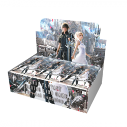 Final Fantasy TCG Opus XV Crystal Dominion Booster Display (36 Packs) - EN