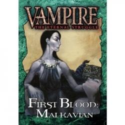 Vampire: The Eternal Struggle TCG - First Blood Malkavian - EN