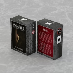 Vampire: The Eternal Struggle TCG - Starter Deck Gangrel - FR