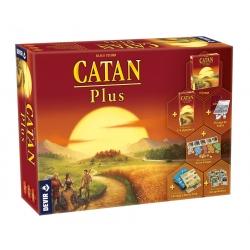 Los Colonos de Catan Plus Edición Limitada Edición 2019 de Devir