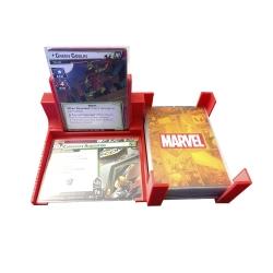 Tablero de Villano para Marvel Champions impreso en 3D para mejorar tu juego de mesa