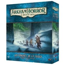 Arkham Horror Lcg - Los Confines De La Tierra Expansión De Campaña