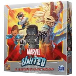 Expansión El ascenso de Black Panther para el juego de mesa cooperativo Marvel United de CMON Games