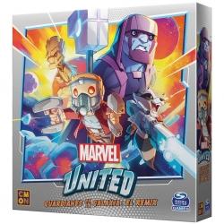 Expansión Guardianes de la Galaxia: el Remix para el juego de mesa cooperativo Marvel United de CMON Games
