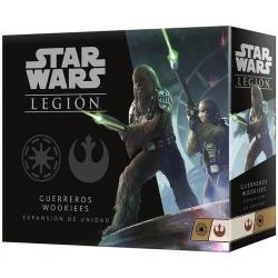 Unidad de Guerreros Wookies Expansión de unidad Star Wars: Legion de Fantasy Flight Games