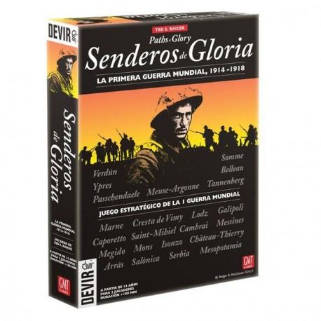 Senderos de gloria es un juego de estrategia que recrea la primera guerra mundial (1914-1918).