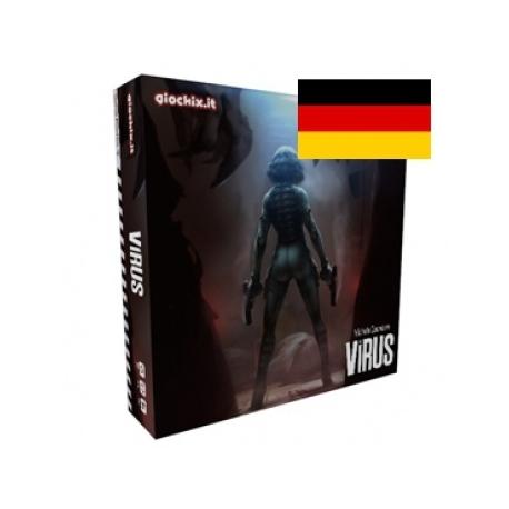 Virus: Language Pack German - DE
