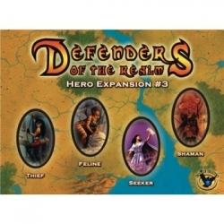Defenders of the Realm: Hero Expansion 3 (bagged) - EN