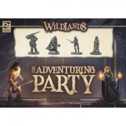 Wildlands: The Adventuring Party - EN