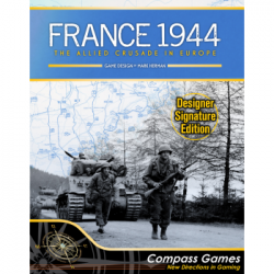 France 1944: The Allied Crusade In Europe - EN