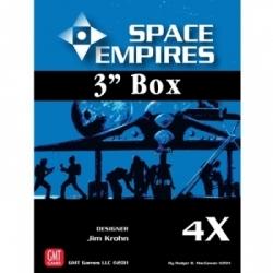 Space Empires 4X 3 Inch Box - EN