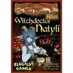 Red Dragon Inn: Allies - Witchdoctor Natyli - EN
