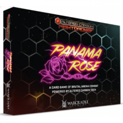 Altered Carbon Fightdrome: Panama Rose - EN