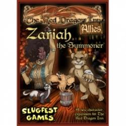 Red Dragon Inn: Allies - Zariah the Summoner - EN