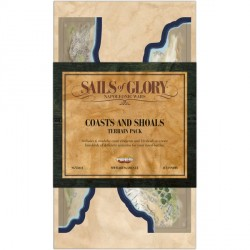 SAILS OF GLORY:COAST AND SHOALS TERRAIN PACK