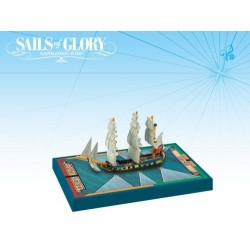 SAILS OF GLORY: HMS SWAN 1767 BRITISH SHIP