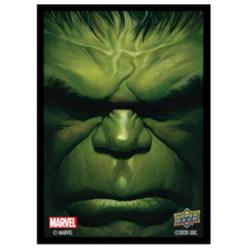 Marvel Card Sleeves - Hulk (65 Sleeves)