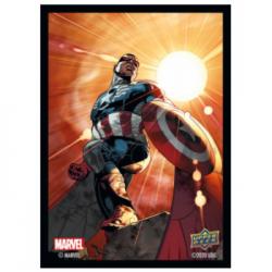 Marvel Card Sleeves - Captain America / Sam Wilson (65 Sleeves)