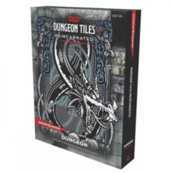 Dungeons & Dragons RPG - Dungeon Tiles Reincarnated Dungeon - EN