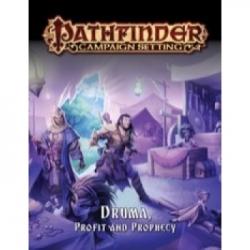 Pathfinder Campaign Setting: Druma: Profit and Prophecy - EN
