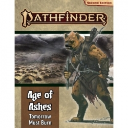 Pathfinder Adventure Path: Tomorrow Must Burn (Age of Ashes 3 of 6) 2nd Edition - EN