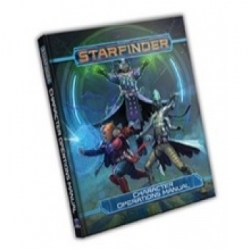 Starfinder RPG: Character Operations Manual - EN