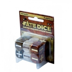 Fate Core Dice: Antiquity Dice