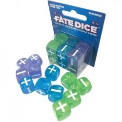 Fate Dice: Accelerated Core