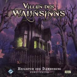 Villen des Wahnsinns 2.Ed. - Heiligtum der D'erung - DE