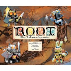 Root: The Clockwork Expansion - EN