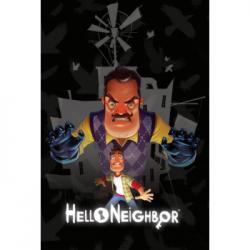 Hello Neighbor Secret Neighbor Party Game - EN