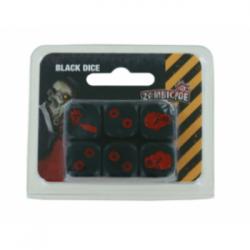 Zombicide: Black Dice (6)