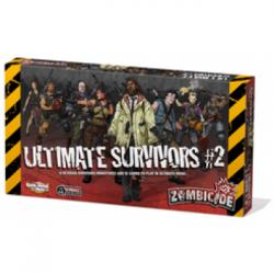 Zombicide: Ultimate Survivors 2 Expansion - EN
