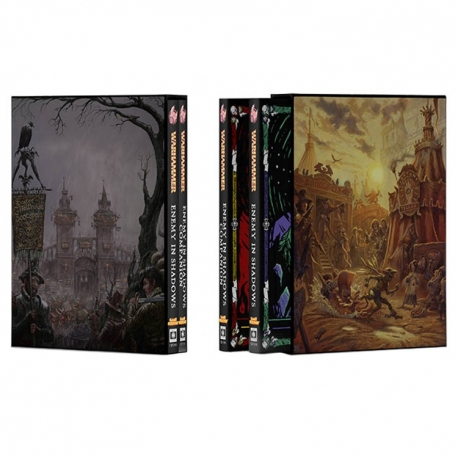 Warhammer Fantasy Enemy in Shadows Enemy Within Campaign Director's Cut Vol. 1 Collector's Edition