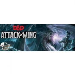 Attack Wing: Dungeons & Dragons Wave Bases Set - GREEN