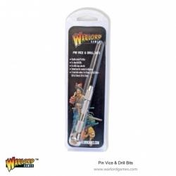 Warlord Pin Vice and Drill Bits