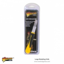 Warlord Large Modelling Knife
