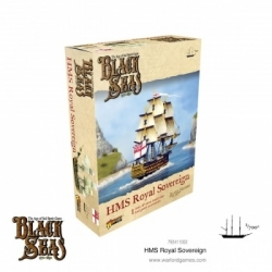 Black Seas: HMS Royal Sovereign - EN