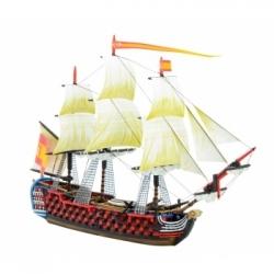 Black Seas: Spanish Navy 1st Rate - EN
