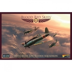 Blood Red Skies - Mitsubishi J2M 'Raiden' squadron - EN