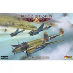 Blood Red Skies - Pe-2 squadron - EN