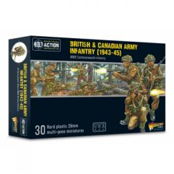 Bolt Action 2 British & Canadian Army infantry (1943-45) - EN