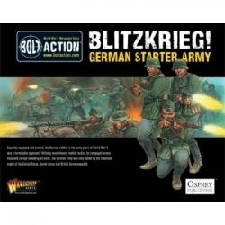 Bolt Action 2 Blitzkrieg! German Heer Starter Army - EN
