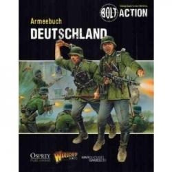 Bolt Action 2 Armeebuch Deutschland - DE