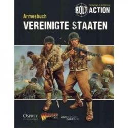 Bolt Action 2 Armeebuch Vereinigten Staaten - DE