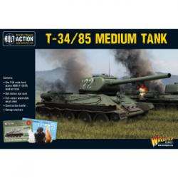 Bolt Action 2 T34/85 Medium Tank - EN