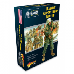 Bolt Action 2 US Army Winter Support Group - EN