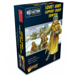 Bolt Action 2 Soviet Army Support Group (Winter) - EN
