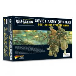 Bolt Action 2 Soviet Army Winter Starter army - EN