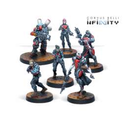 Infinity: Tunguska Jurisdictional Command (Nomads Sectorial Starter Pack) - EN